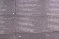 Muzeum Powstania Warszawskiego:Mur Pamięci, 140/ - piel. Irena Przelaskowska